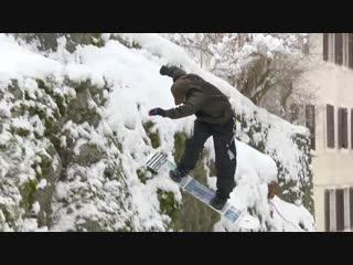 adidas Snowboarding --- blender