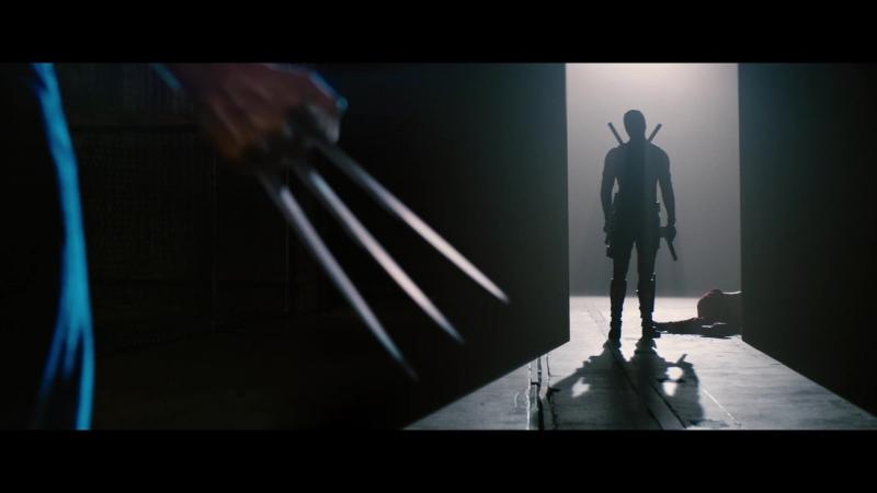 Сцена после титров - Дэдпул убивает свою версию из (2011)