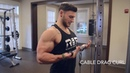 HOW TO Cable Curl Variation RSR