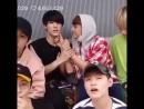 Donghyuck pinching Jeno's cheek I'm so soft adghj