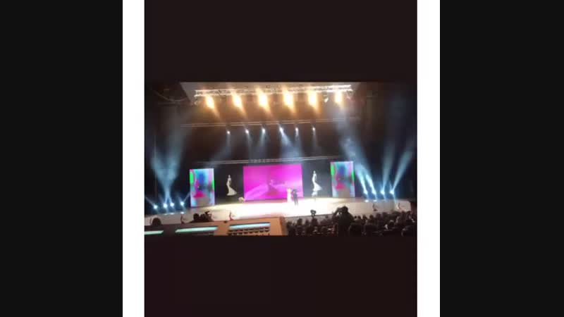 На международном конкурсе «ТОП МОДЕЛЬ СНГ» - Рязань была представлена режиссёром - постановщиком и соорганизатором конкурса!  Ме