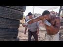 Creed 2 - Desert Training Scene