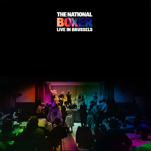 The National альбом Fake Empire (Live in Brussels)