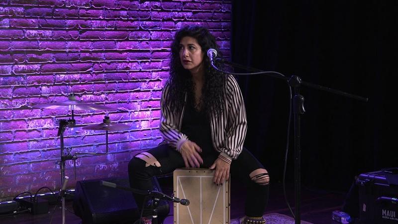 2018 Hit Like A Girl Awards Show – Mona Jordan Performance