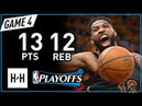 Tristan Thompson Full Game 4 Highlights vs Celtics 2018 Playoffs ECF - 13 Pts, 12 Reb, SICK