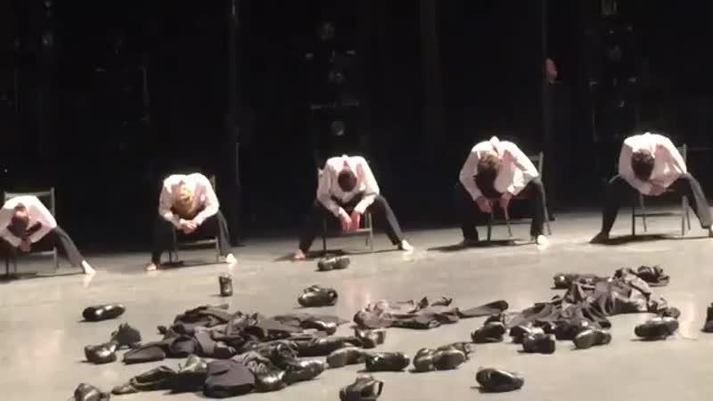 Ballet, decadance