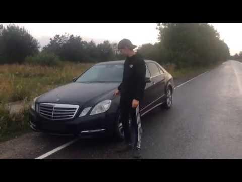 Обзор и тест-драйв Mercedes-Bens E-класс (е350) w212 от Психа