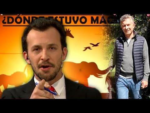 Macri y su safari secreto con la plata de todos. Berco estalló ¿Se imaginan si CFK hacía algo así?