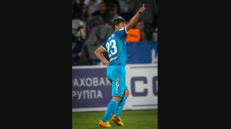 Зенит 2-0 ЦСКА _ 18.10.2013 _ Премьер-Лига