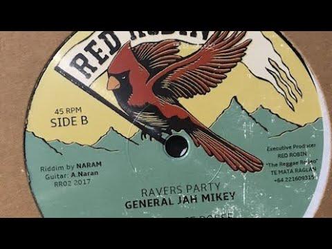 General Jah Mikey Naram - Ravers Party Raving Dub (YouDub Selection)