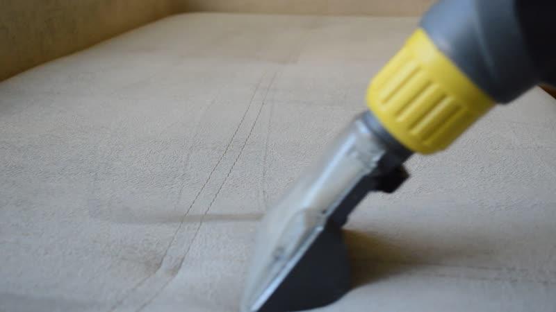 Как уходит грязь, пыль и пылевые клещи?