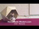 HomeMade Modern Episode 13 DIY Geometric Doghouse