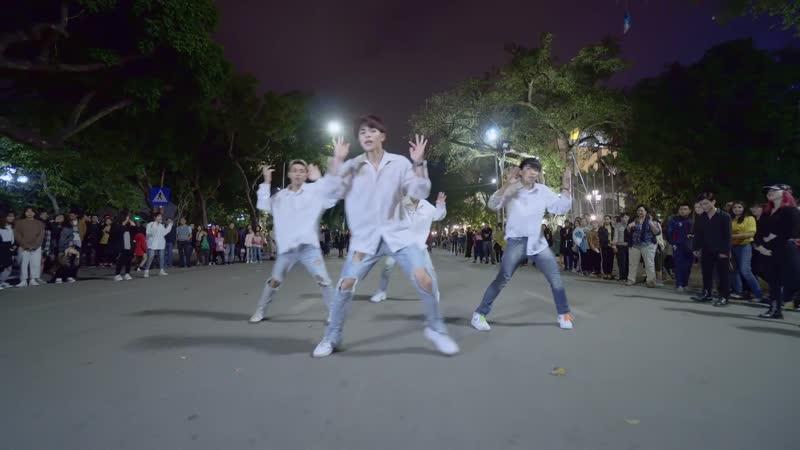 [KPOP IN PUBLIC CHALLENGE] WINNER(위너) - MILLIONS Dance Cover From Vietnam