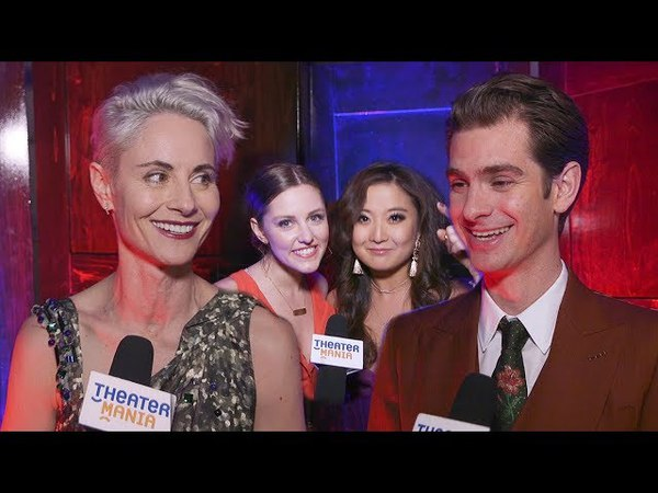Angels in America Cast Chats With Us After an 8-Hour Opening Performance