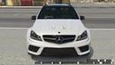 GTA 5 2013 Mercedes-AMG C63 W204 Facelift СТРИМ