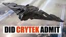 Did Crytek Just Acknowledge Losing the Case?