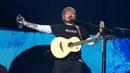 Тур | Эд Ширан исполняет песню «Eraser» на стадионе «Friends Arena», Стокгольм, Швеция | 14 июля 2018
