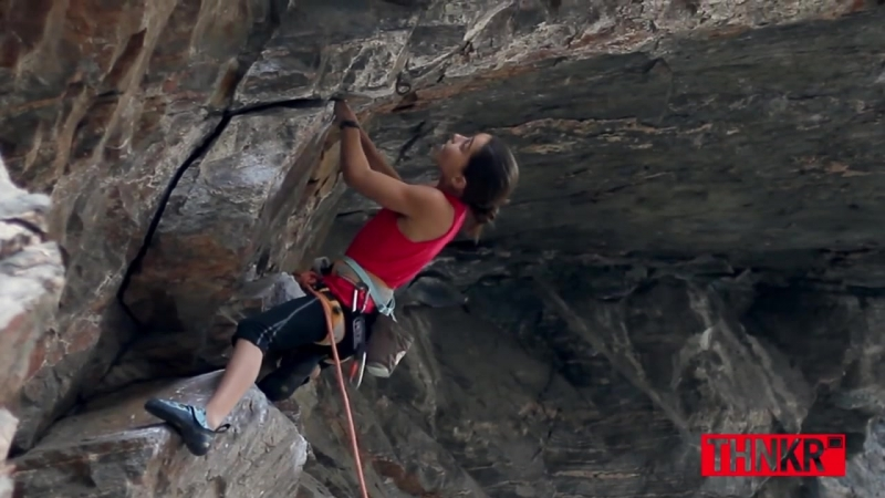 11 Year Old Girl Shatters Climbing Records