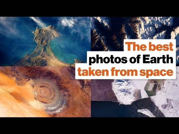 The best photos of Earth taken from space | Chris Hadfield
