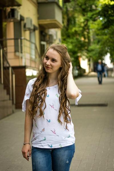 Алина Песоцкая