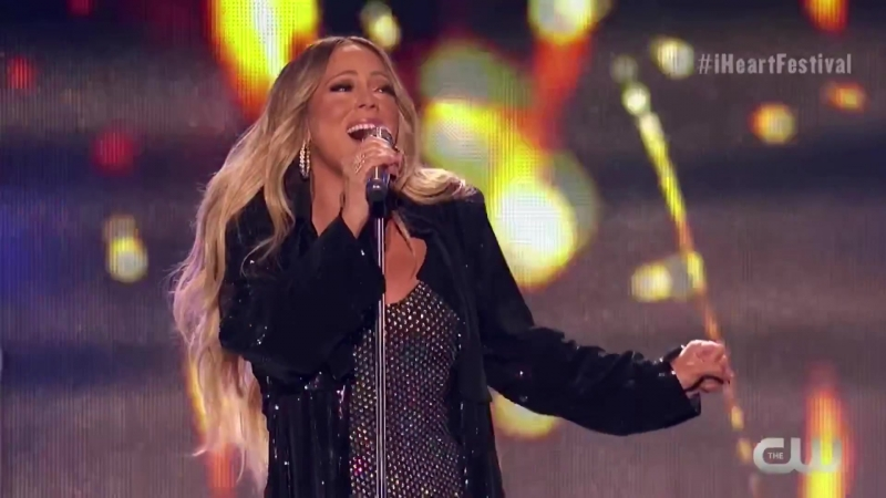 Mariah Carey- We Belong Together (Live at IHeart Music Festival 2018)