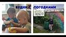НЕДЕЛЯ ВЛОГОВ/ ПОНЕДЕЛЬНИК/ БУДНИ С ПОГОДКАМИ P_ONLINE