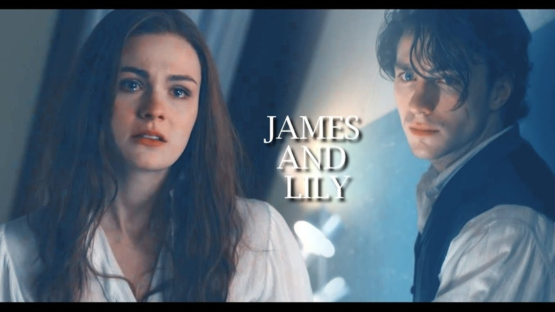 James and lily (marauders) || where is my mind.