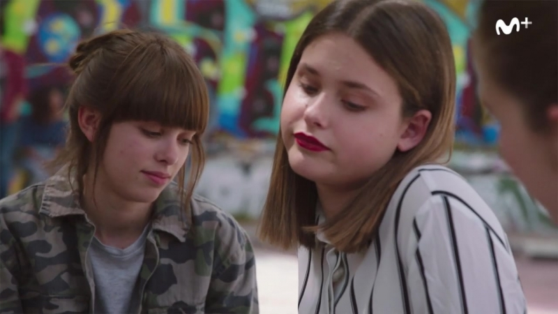 Skam spain - Episode 3 (Clip 5) - How do you know?