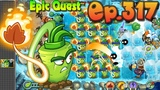Plants vs. Zombies 2 WASABI WHIP - Epic Quest Premium Seeds (Ep.317)