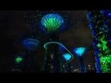Garden Rhapsody - Full Show A World Of Fantasy @ Gardens by the bay Singapore 2018
