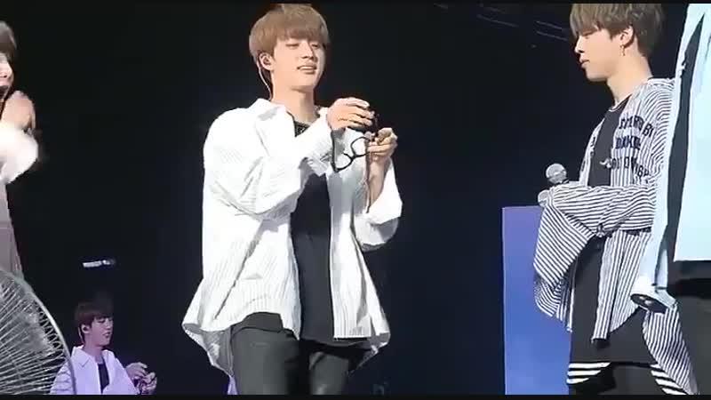 Jin сердечки