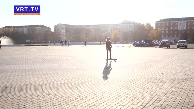 Мини рампы и перила Скоро для любителей экстремальных видов спорта в нашем городе откроют скейт парк смотреть онлайн без регистрации