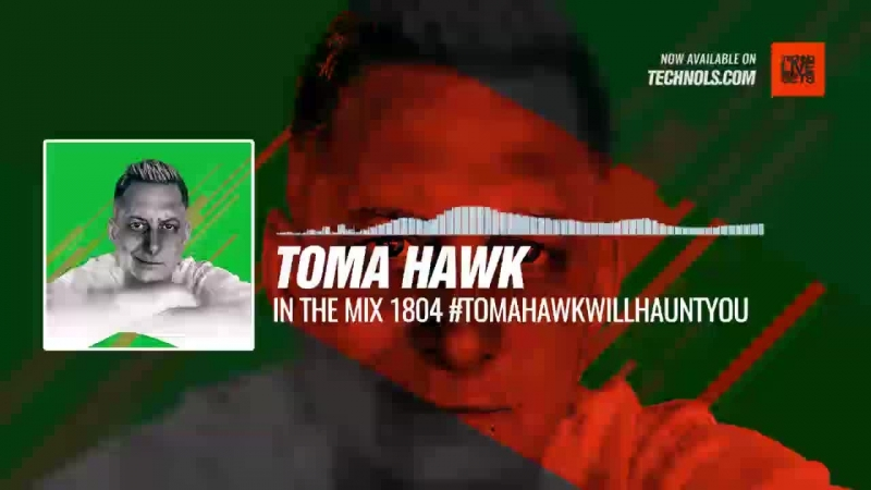 Techno music with @TomaHawkTechno - In the mix 1804 tomahawkwillhauntyou Periscope