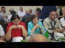 ADRH ın sədri Qubad İbadoğlu iftar süfrəsindən mesaj verdi