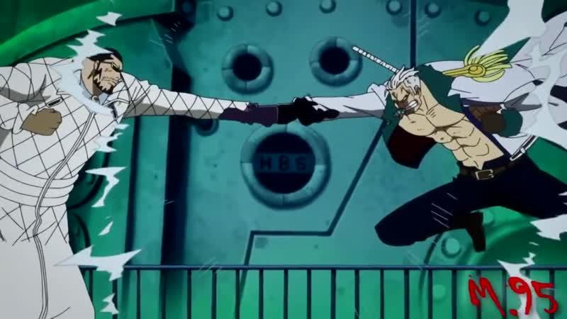 One Piece AMV HD Ван Пис АМВ [клип] Beatdown_