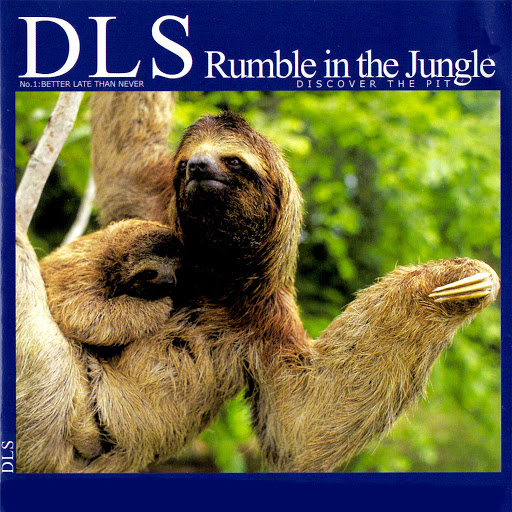 DLS альбом Rumble in the Jungle