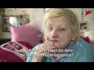 Frau Ritter!!!