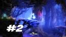 ОТКРЫВАЕМ КАРТУ - УЧИМ НОВЫЕ СКИЛЛЫ - Ori and the Blind Forest - Прохождение 2