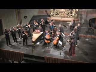 1046 J. S. Bach - Brandenburg Concerto No.1 in F major, BWV 1046 - Capella da camera Praga