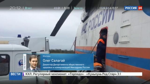 Новости на Россия 24 Минздрав направил в Приморье более 10 тонн вакцин