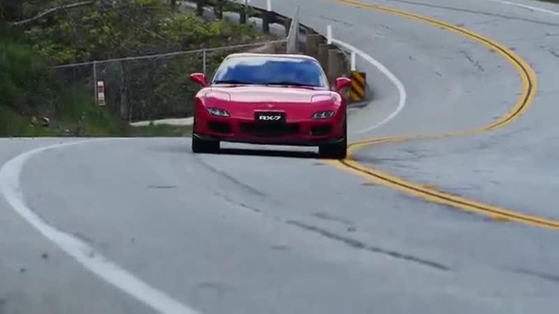 Оттюненные Mazda RX7 ротор или V8