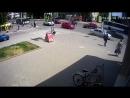 ДТП Тамбов ул Советская 1 ая Полковая 19 06 2018
