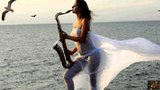 Romantic Saxophone HD (I Believe - Karu)