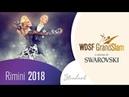Fainsil - Posmetnaya, GER   2018 GrandSlam STD Rimini   R2 W   DanceSport Total