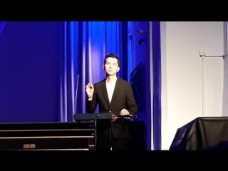 Колыбельная Клары - Терменвокс (Петр Термен) и орган (Мансур Юсупов)