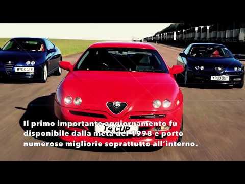 Quello che (forse) non sai sull'Alfa GTV 916