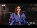 Dua Lipa I 90-second Interview