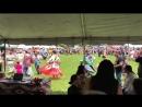 Grand Entry Saturday Afternoon - Redhawk Native Arts Raritan Pow Wow, 2018