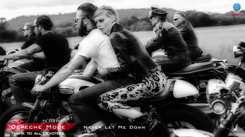 Depeche Mode - Never Let Me Down [Thanx to all Devotees]