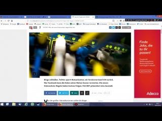 News BAMF Skandal Anweisung von oben - Datenschutz absurd - Deutsche Wohnungsnot